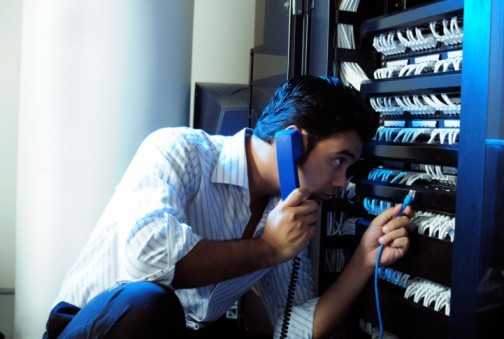 Installation and ngoing maintenance of IT infrastructure